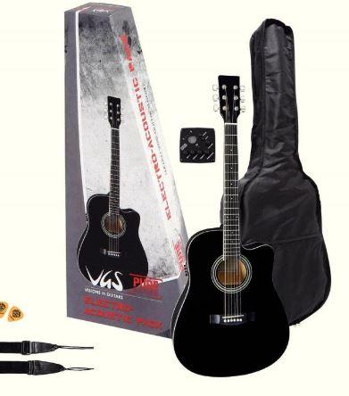 Kytara folk TENSON Acoustic Stage Pack Bla